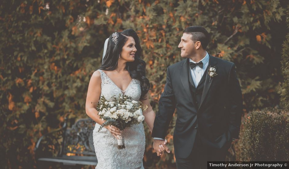 Anthony and Desirée's Wedding in Florham Park, New Jersey