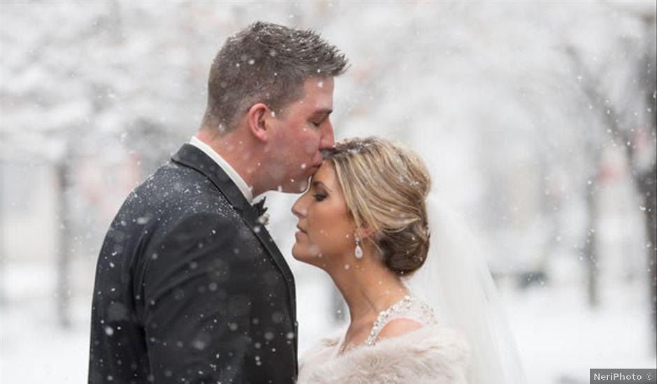 Kristin and Kevin's Wedding in Kalamazoo, Michigan