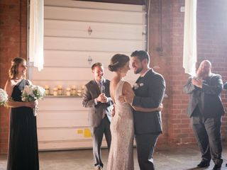 The wedding of Sarah and Chad 3