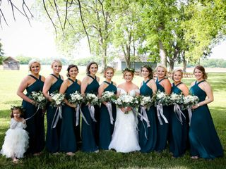 Kevin and Kamryn's Wedding in Murfreesboro, Tennessee 3