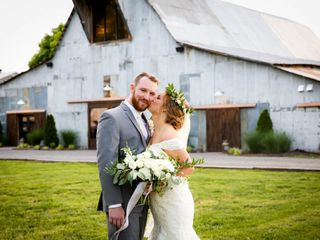 The wedding of Kamryn and Kevin