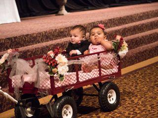 Tiffany and Charles's Wedding in Flint, Michigan 3
