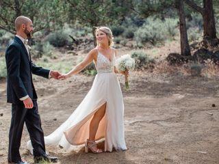 The wedding of McKenna and Aldy