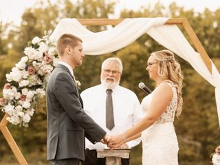 The wedding of Shannon and Ryan 2