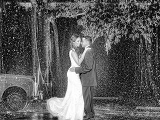 The wedding of Tamisha and Yefry