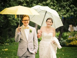 The wedding of Stephen and Laura 2