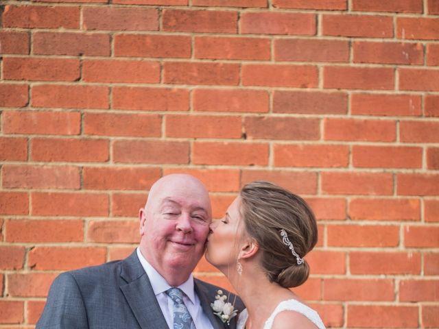 Chad and Sarah's Wedding in Charlotte, North Carolina 3