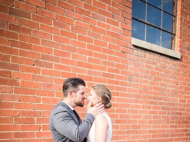 Chad and Sarah's Wedding in Charlotte, North Carolina 5