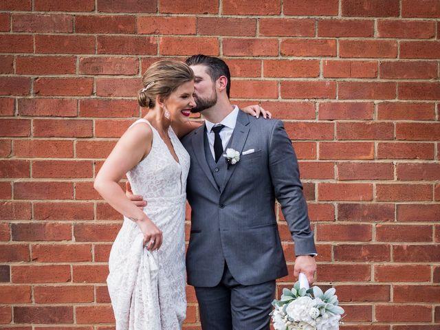 Chad and Sarah's Wedding in Charlotte, North Carolina 6
