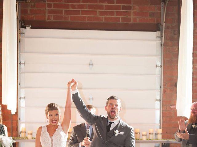 Chad and Sarah's Wedding in Charlotte, North Carolina 10