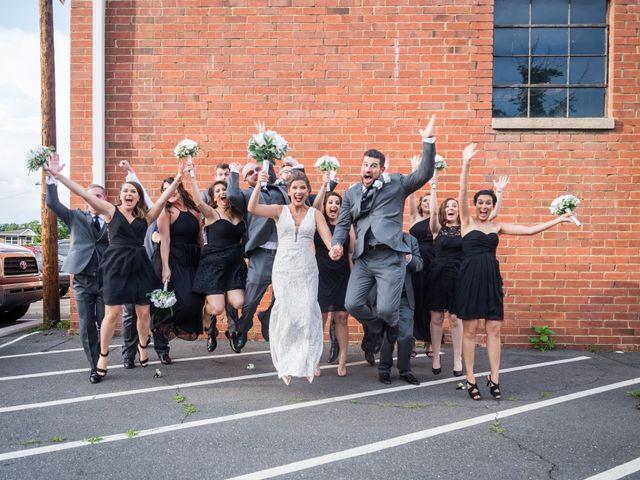 Chad and Sarah's Wedding in Charlotte, North Carolina 11