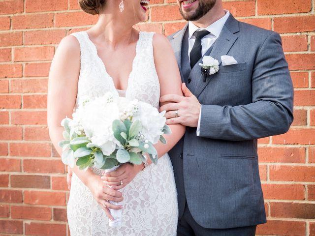 Chad and Sarah's Wedding in Charlotte, North Carolina 12