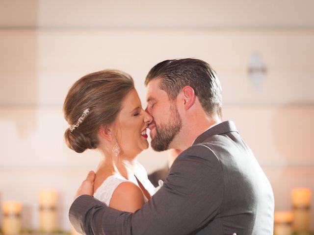 Chad and Sarah's Wedding in Charlotte, North Carolina 13