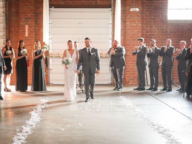 Chad and Sarah's Wedding in Charlotte, North Carolina 15