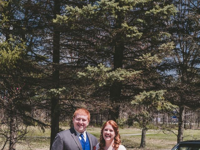 Cody and Bailey's Wedding in Port Huron, Michigan 10
