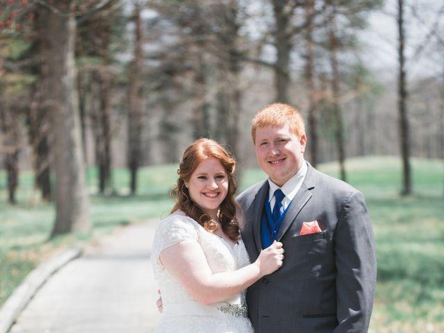 Cody and Bailey's Wedding in Port Huron, Michigan 12