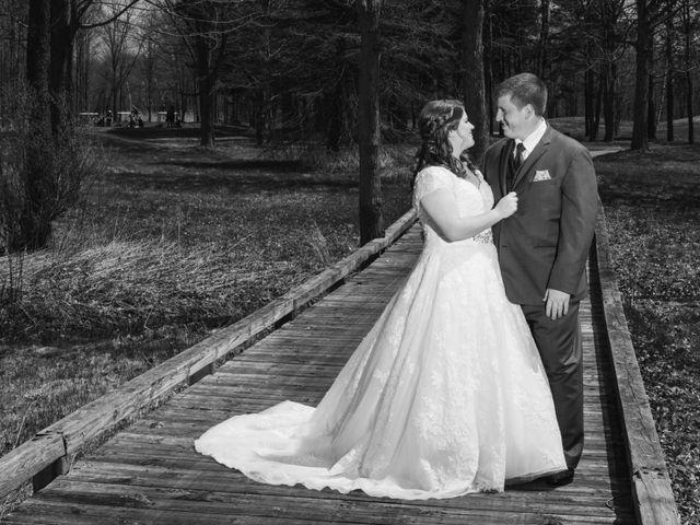 Cody and Bailey's Wedding in Port Huron, Michigan 13