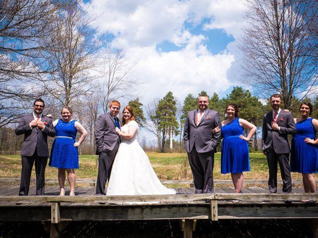 Cody and Bailey's Wedding in Port Huron, Michigan 14