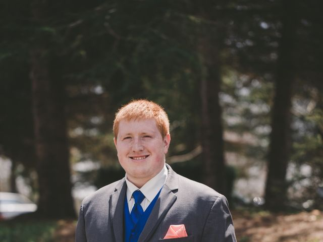 Cody and Bailey's Wedding in Port Huron, Michigan 15