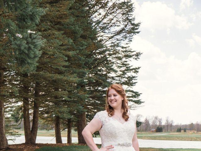 Cody and Bailey's Wedding in Port Huron, Michigan 16