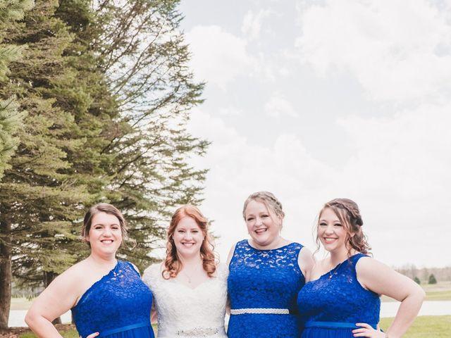 Cody and Bailey's Wedding in Port Huron, Michigan 17