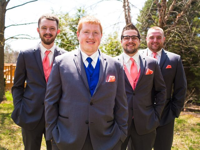 Cody and Bailey's Wedding in Port Huron, Michigan 18
