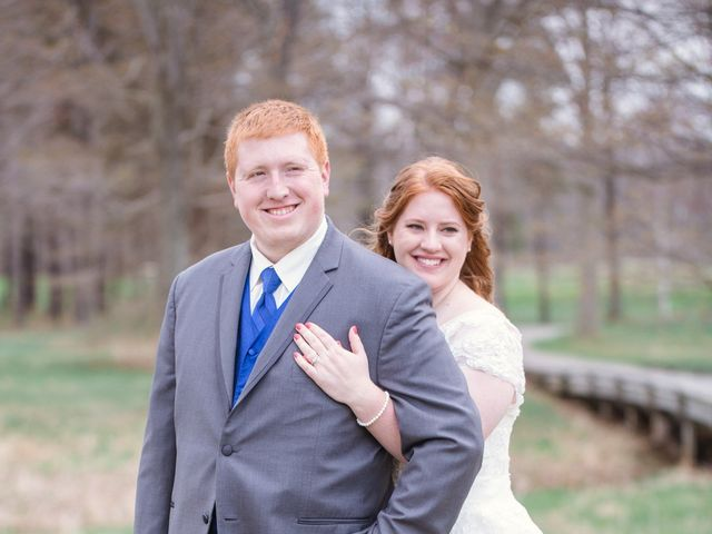 Cody and Bailey's Wedding in Port Huron, Michigan 20