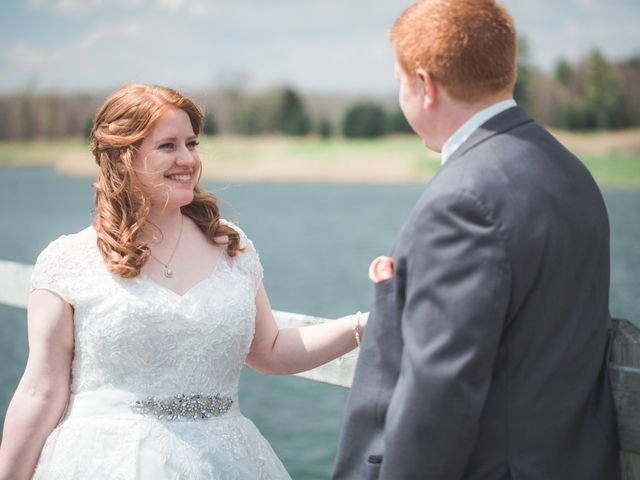 Cody and Bailey's Wedding in Port Huron, Michigan 26