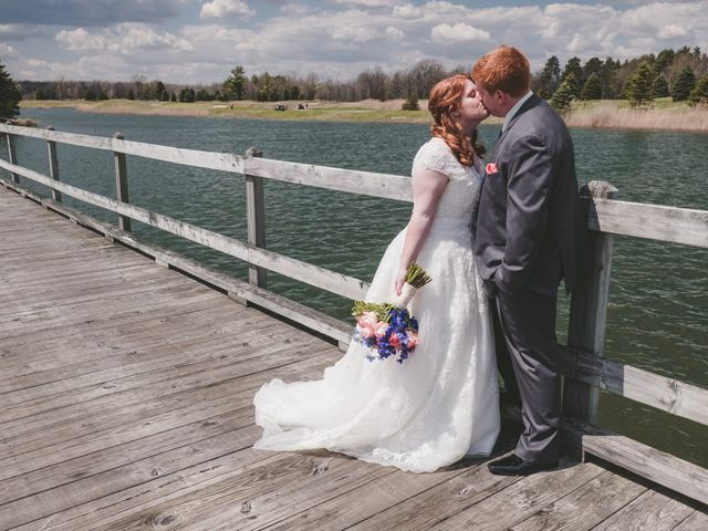 Cody and Bailey's Wedding in Port Huron, Michigan 27