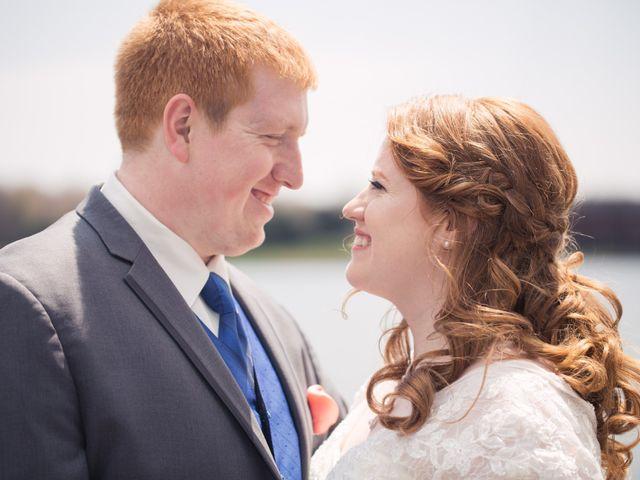 Cody and Bailey's Wedding in Port Huron, Michigan 28