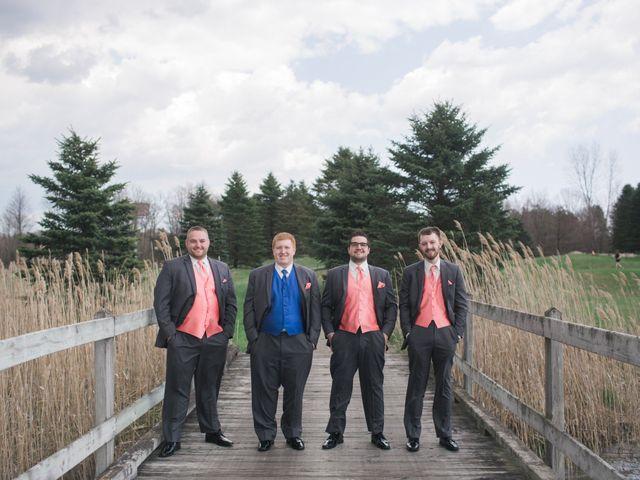 Cody and Bailey's Wedding in Port Huron, Michigan 31