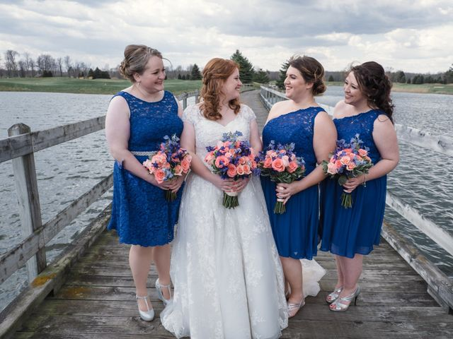 Cody and Bailey's Wedding in Port Huron, Michigan 32