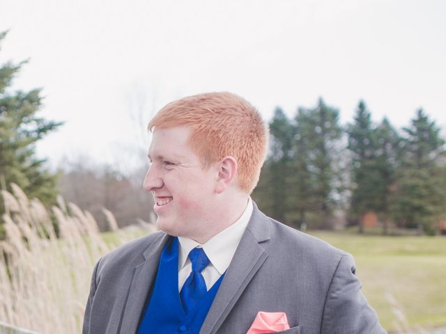 Cody and Bailey's Wedding in Port Huron, Michigan 33