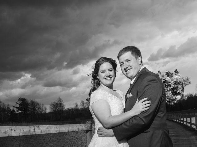 Cody and Bailey's Wedding in Port Huron, Michigan 35