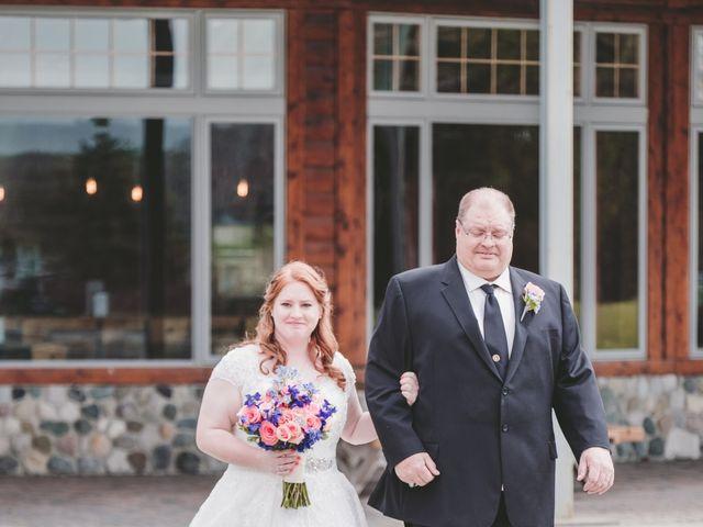 Cody and Bailey's Wedding in Port Huron, Michigan 38