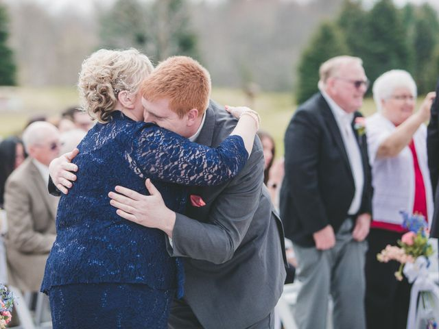Cody and Bailey's Wedding in Port Huron, Michigan 39