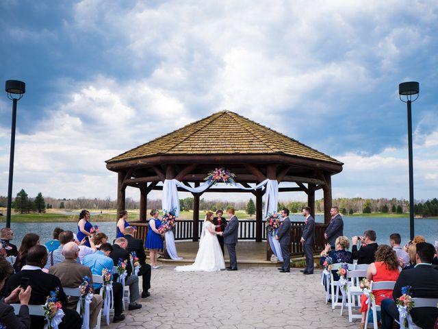 Cody and Bailey's Wedding in Port Huron, Michigan 40
