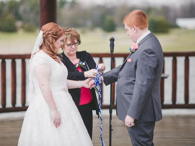 Cody and Bailey's Wedding in Port Huron, Michigan 43