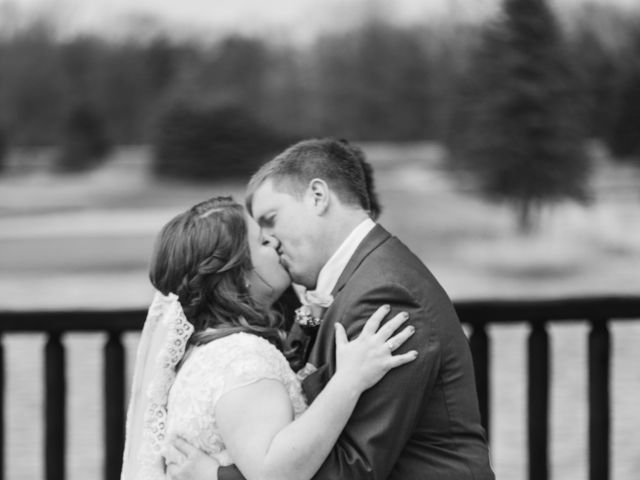 Cody and Bailey's Wedding in Port Huron, Michigan 44