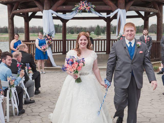 Cody and Bailey's Wedding in Port Huron, Michigan 45