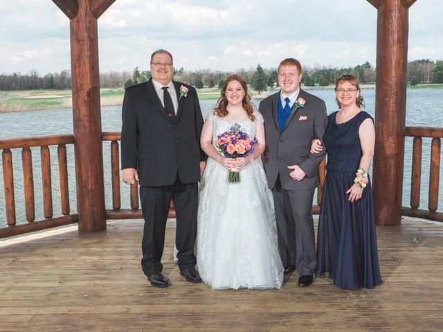 Cody and Bailey's Wedding in Port Huron, Michigan 46
