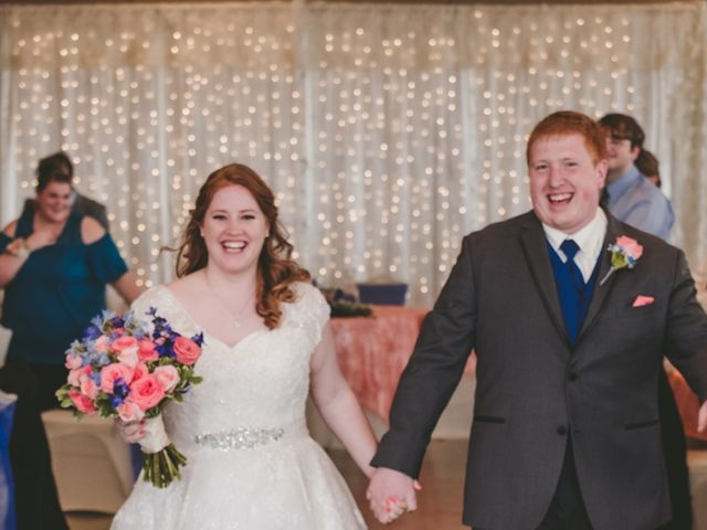 Cody and Bailey's Wedding in Port Huron, Michigan 55