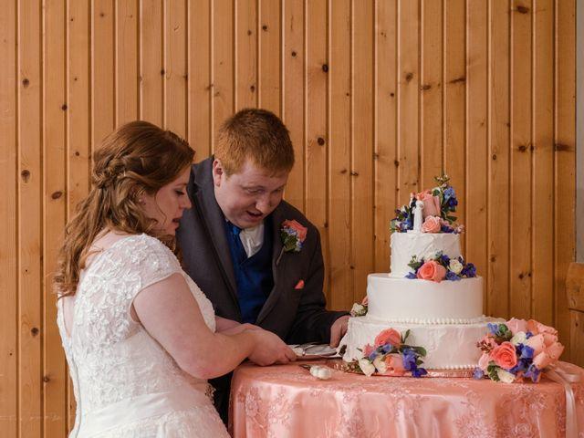 Cody and Bailey's Wedding in Port Huron, Michigan 56