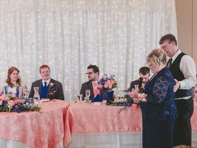 Cody and Bailey's Wedding in Port Huron, Michigan 57