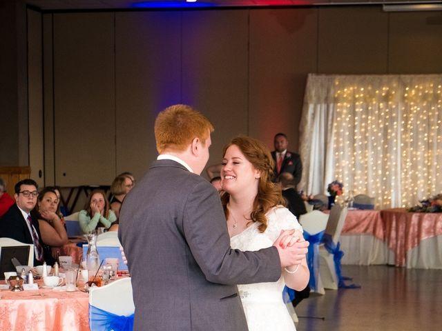 Cody and Bailey's Wedding in Port Huron, Michigan 61