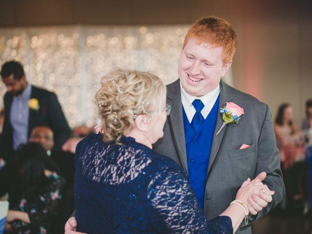 Cody and Bailey's Wedding in Port Huron, Michigan 64