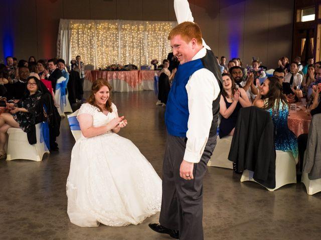 Cody and Bailey's Wedding in Port Huron, Michigan 67