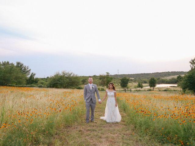 Quinton and Taylor's Wedding in San Antonio, Texas 4