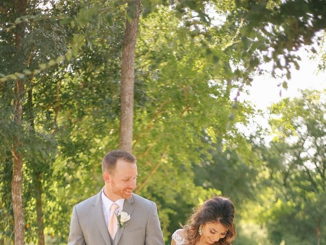 Quinton and Taylor's Wedding in San Antonio, Texas 9