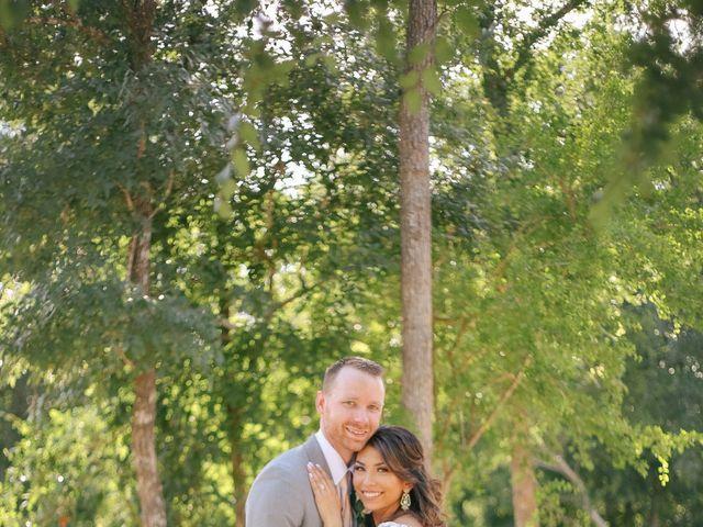 Quinton and Taylor's Wedding in San Antonio, Texas 10